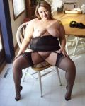 Hot'n'Horny BBWStockinglover
