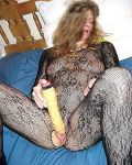 Gypsy In Her Body Stocking