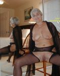 Annetta in the Bedroom