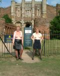 Jackie & Samantha Return To The Abbey