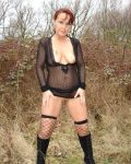 Brandy Flashes In The Woods II