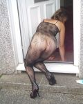 Gemma At The Door