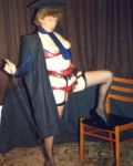 Mature School Mistress
