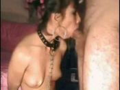 Hot Asian Gets Facefucked III