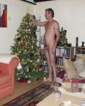 Anthony At Xmas