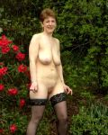 Sexy Mature Outside