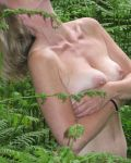Aimee In The Woods