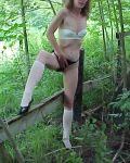 Lori In The Woods