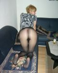 Hot German MILF In Action
