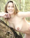 Nude In The Woods Again