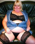 Mrs P Hot In Denim