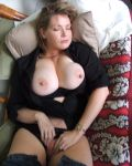 Gorgeous Milf Spreads
