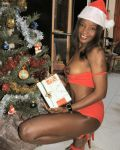 Happy Xmas From Malika