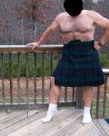 Ray In A Kilt