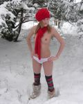Little 1 In The Snow II