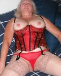 My New Red Corset II