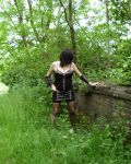 Mistress Linda In the Woods