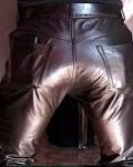 Me & My Leather Pants