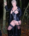 Mrs Eden Outside In Leather
