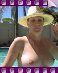 Nipples In The Pool