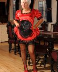 Red Hot Maid Sally