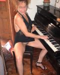 Flashing At The Piano