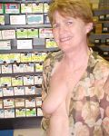 Sales Clerk Mrs Lucky