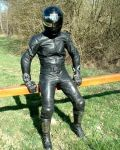 My New Leathers