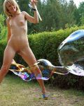 Bubbly Naomi Outdoors