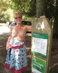 Flashing In The New Forest