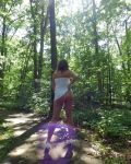 Mrs Jake Walking In The Woods