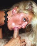 Coco Sucking Blonde Slut