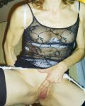 Astrida Shows Her Wet Pussy